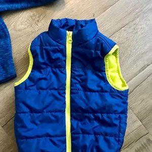 Jackets & Coats - Jacket and vest Bundle